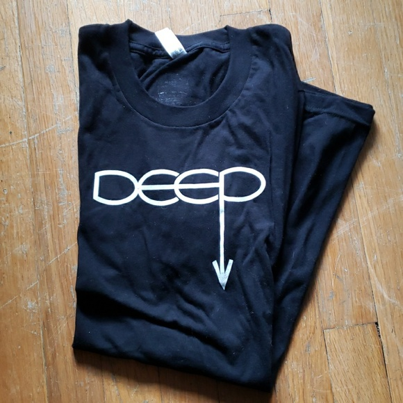 American Apparel Tops - Pearl Jam Ten Club Deep Tee